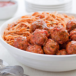 Classic Spaghetti And Meatballs America S Test Kitchen