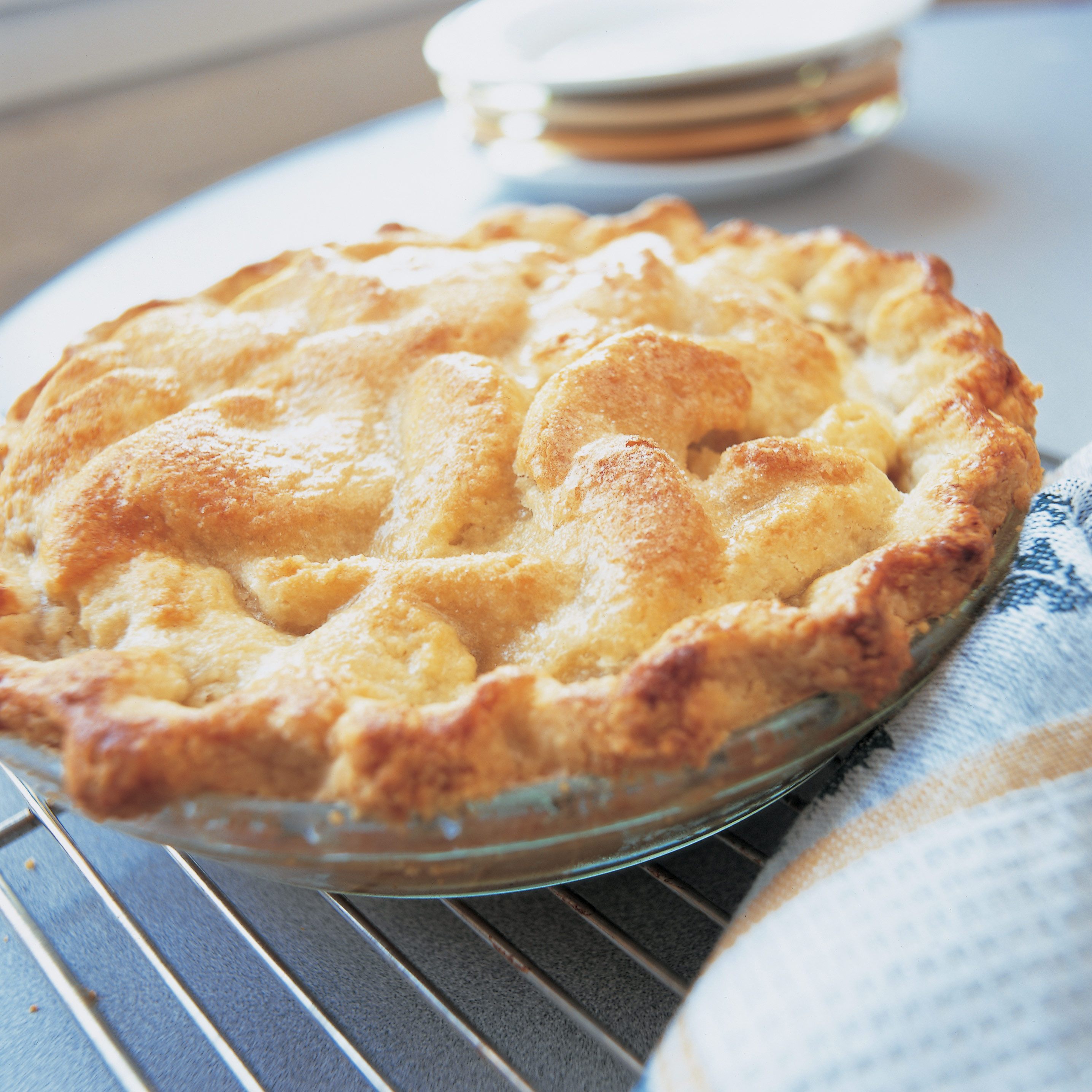 America Test Kitchen Apple Pie Video