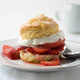 Rich and Tender Shortcakes with Strawberries and Whipped Cream