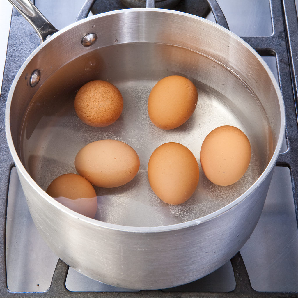 America S Test Kitchen Boil An Egg