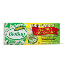 BioBag Food Waste Bags