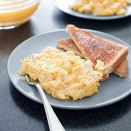 America S Test Kitchen Scrambled Eggs