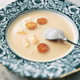 Rich and Velvety Shrimp Bisque