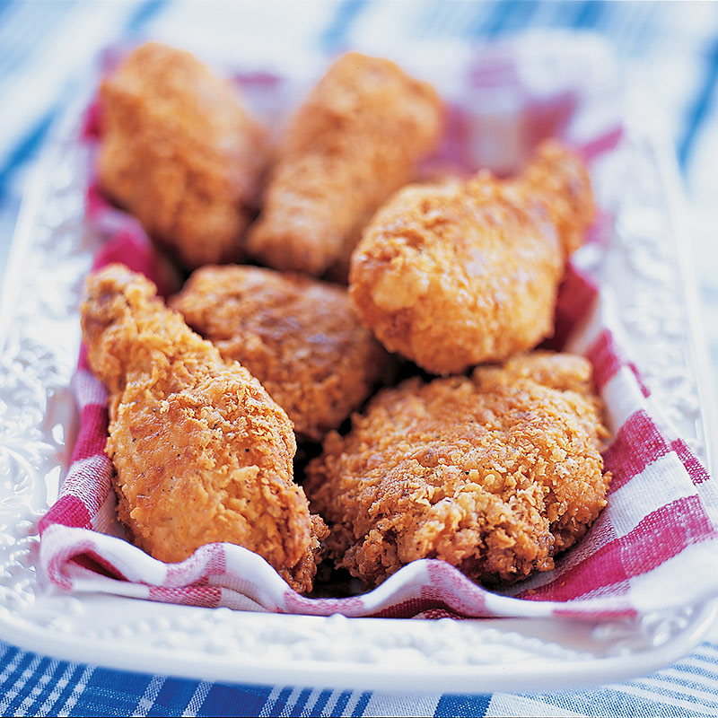 Extra-Spicy, Extra-Crunchy Fried Chicken Recipe - Cook's Country