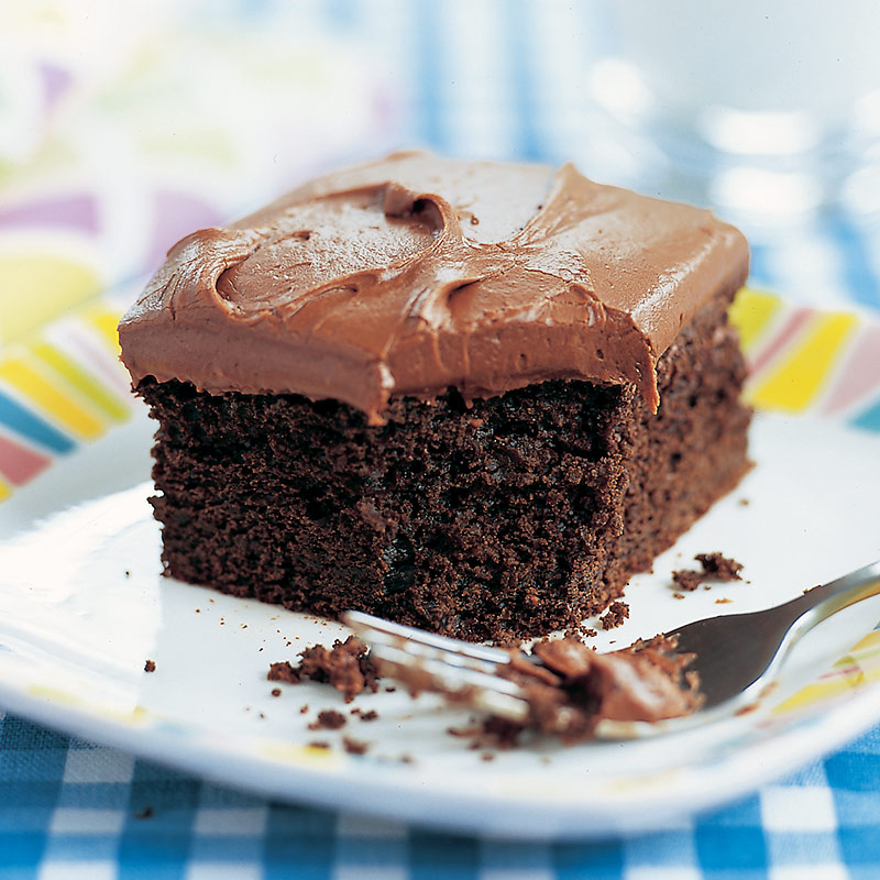 Thick Ghostly Chocolate Frosting Recipe Dishmaps