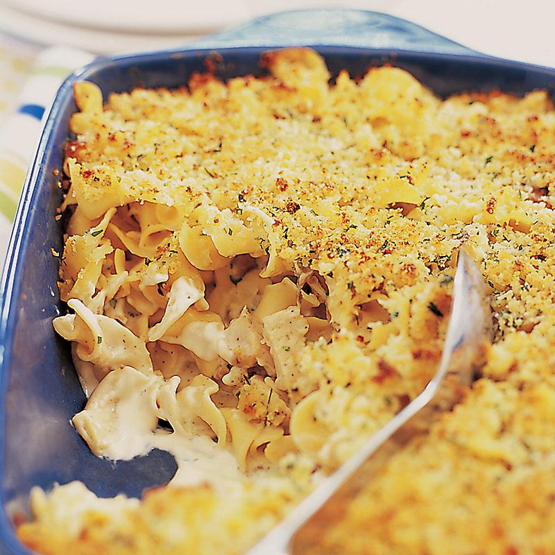 Chicken Noodle Casserole America S Test Kitchen
