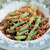 Orange Green Beans with Buttered Cashews
