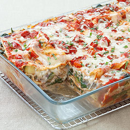 America S Test Kitchen Vegetable Lasagna