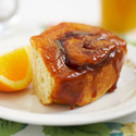 Tick Tock Orange Sticky Rolls