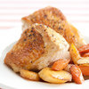 Pan-Roasted Chicken with Root Vegetables