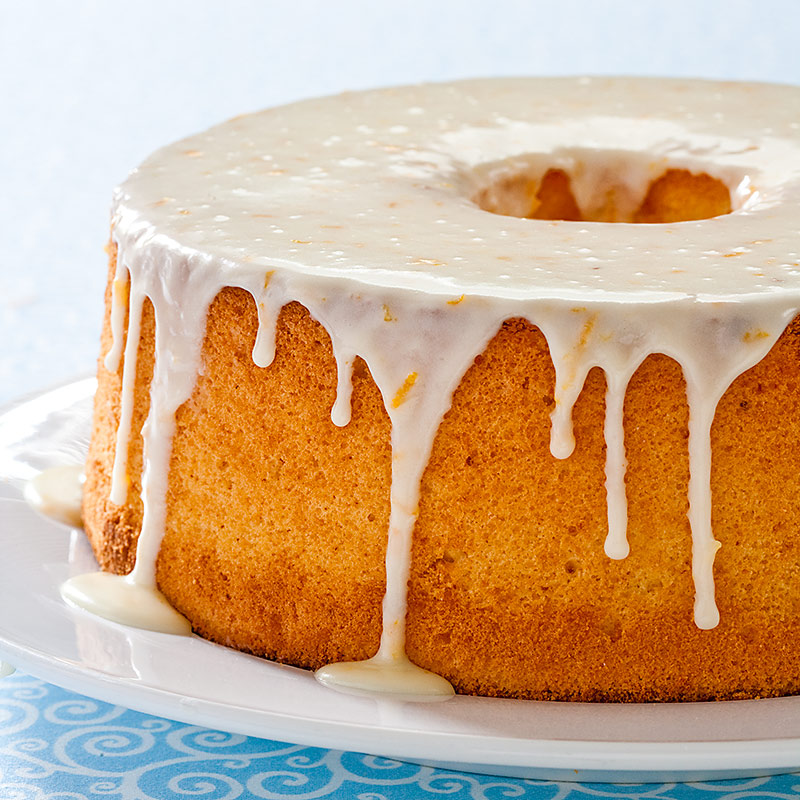 Chiffon Cake Recipe Video