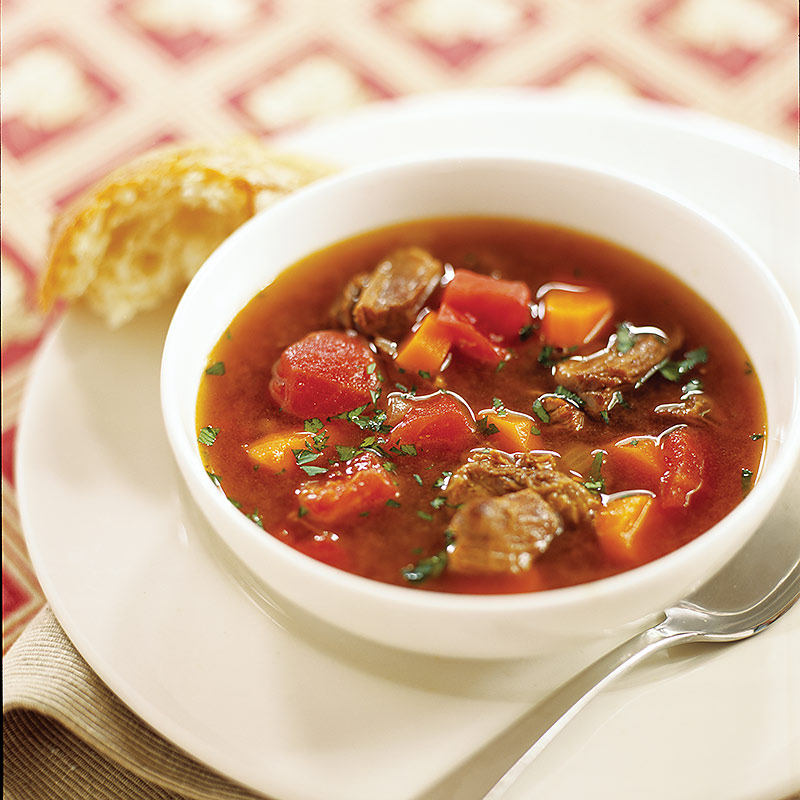 America S Test Kitchen Beef And Vegetable Soup Recipe