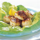 Charcoal-Grilled Scallops