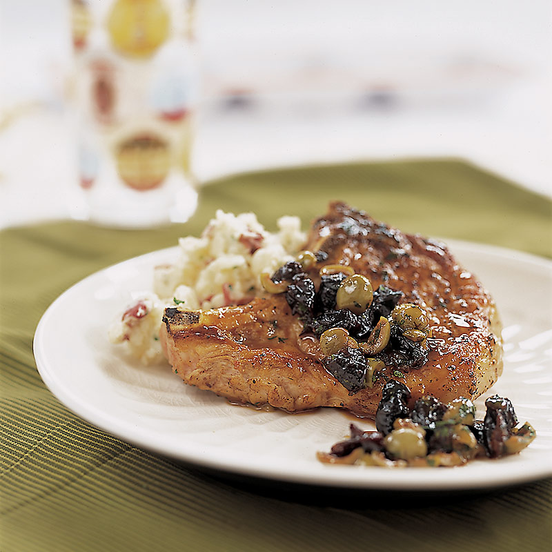 French Pork Chops America S Test Kitchen