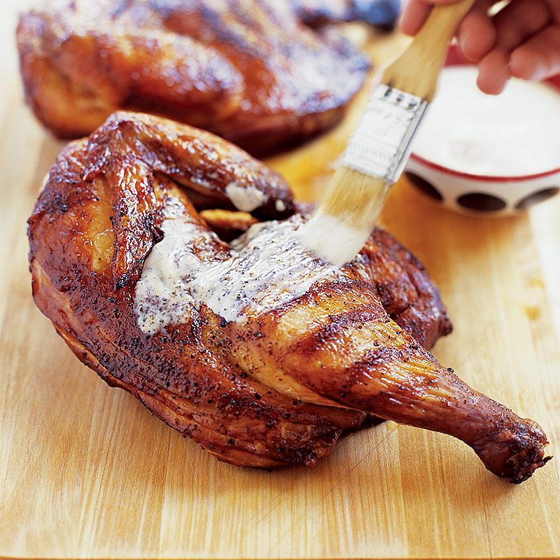 Alabama Bbq Chicken America S Test Kitchen