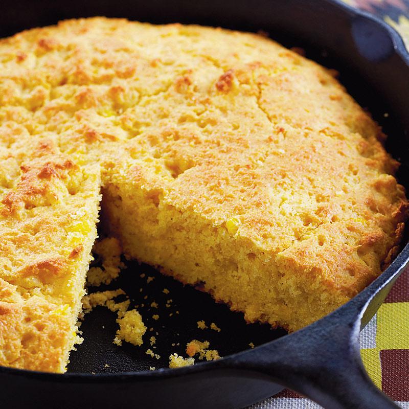 Corn Bread America S Test Kitchen