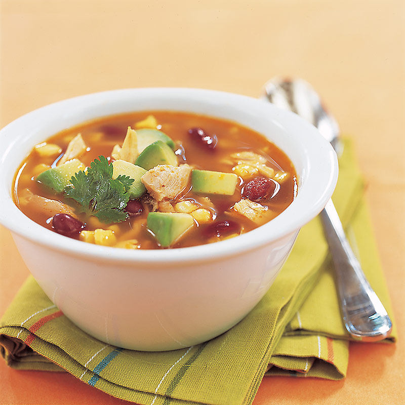 Mexican Chicken Soup | Cook's Country