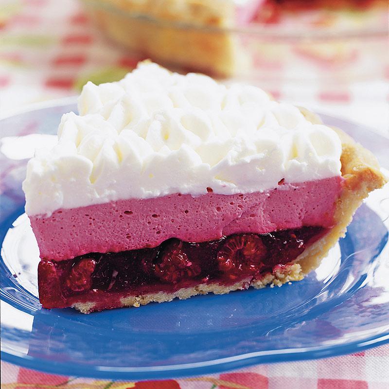 Raspberry Chiffon Pie Recipe America S Test Kitchen