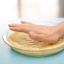 Pat In The Pan Pie Crust America S Test Kitchen