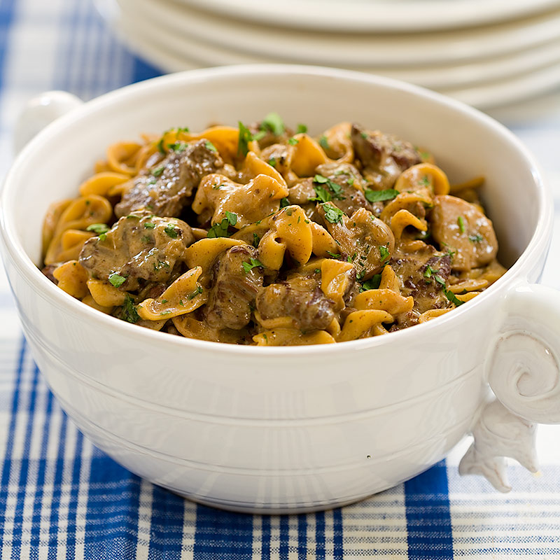 Beef Stroganoff Recipe America S Test Kitchen