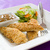 Sesame Chicken Fingers with Spicy Peanut Sauce