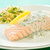 Poached Salmon with Dill-Yogurt Sauce