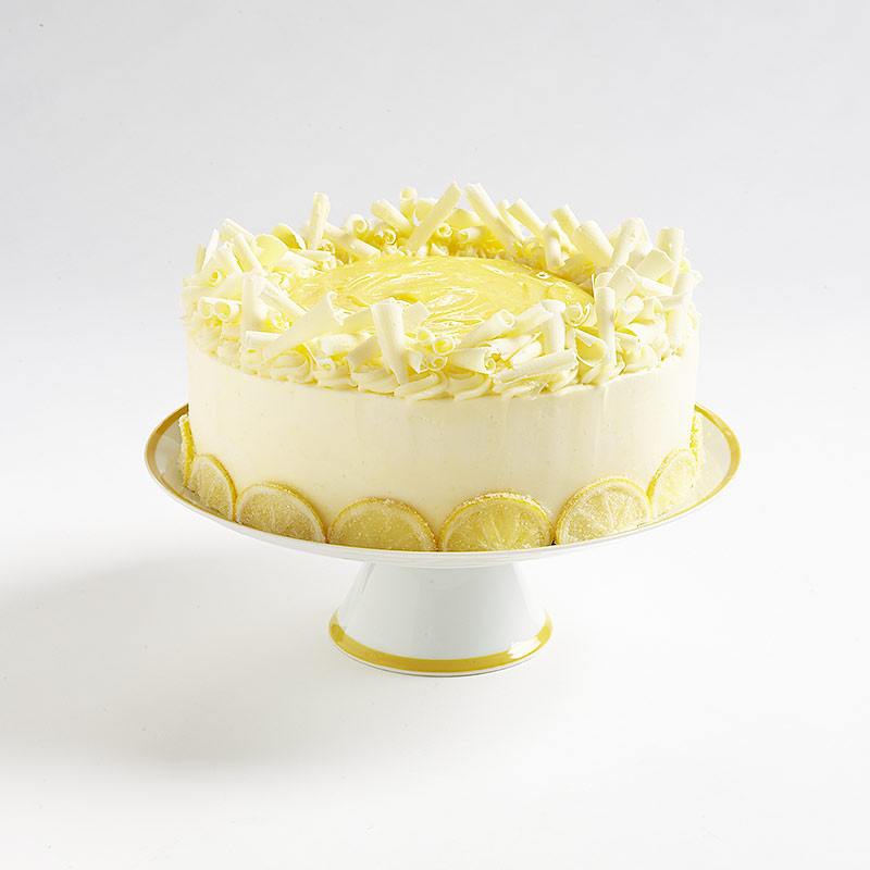 Lemon lover 39 s cake cook 39 s country for Decoration layer cake
