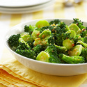Stir-Fried Sesame Broccoli
