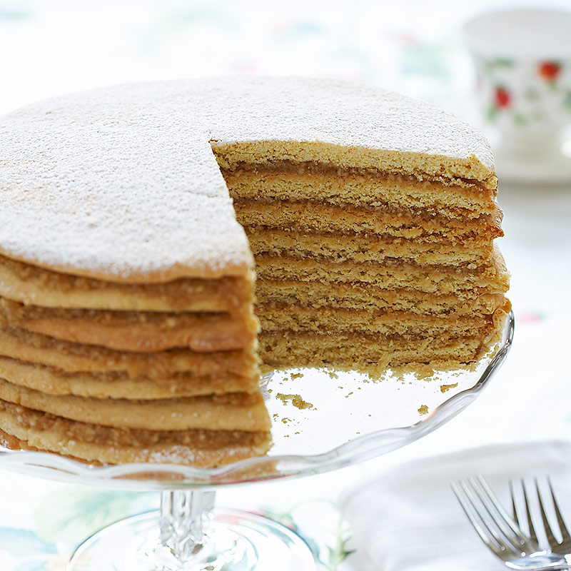 Tennessee Stack Cake Cook S Country