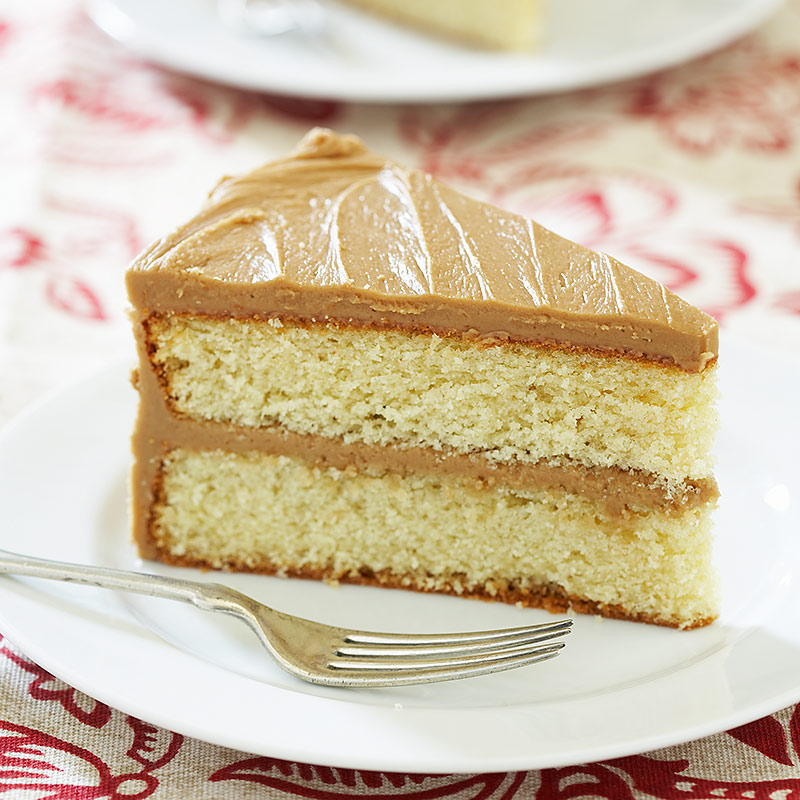 America Test Kitchen Caramel Cake Recipe