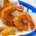 Oven-Fried Shrimp