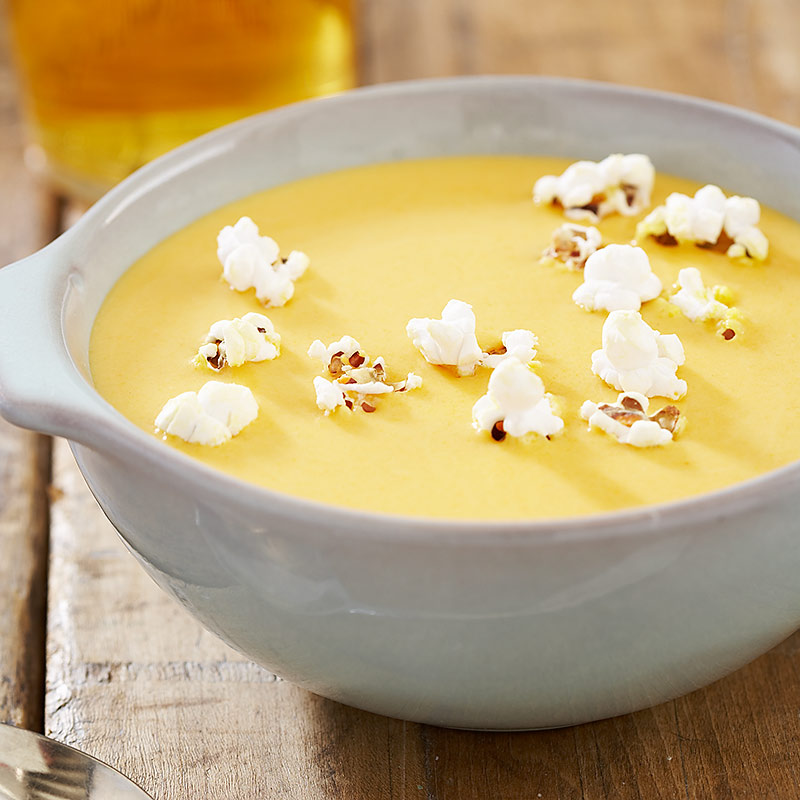 Wisconsin Cheddar Beer Soup | Cook's Country