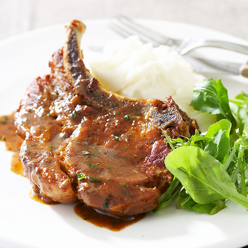 Braised pork steak recipes