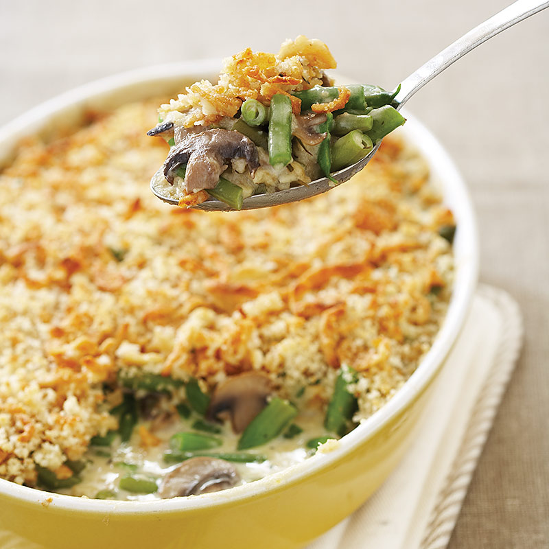 America S Test Kitchen Green Bean Casserole Recipe