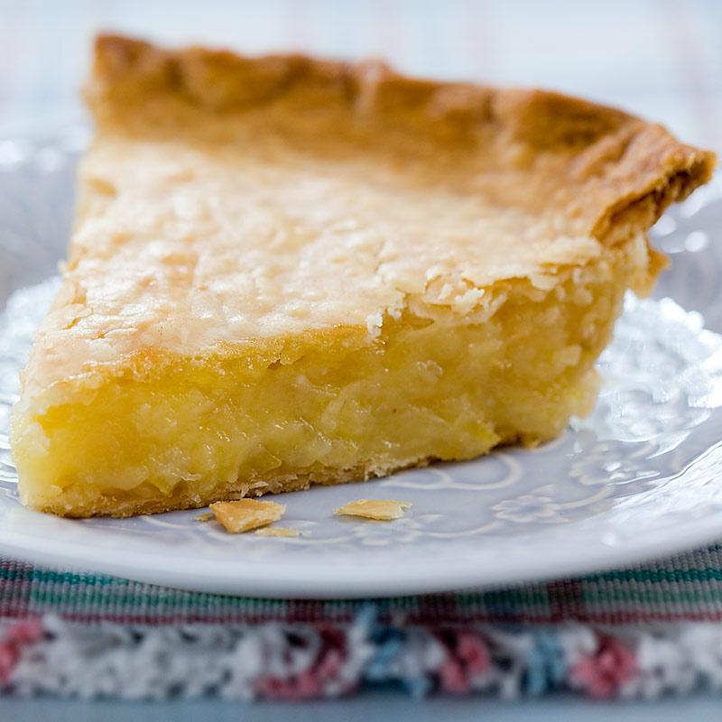 French Coconut Pie America S Test Kitchen