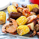 South Carolina Shrimp Boil