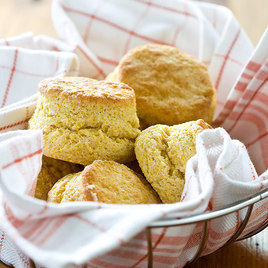 Cornmeal Biscuits America S Test Kitchen