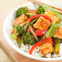 Sweet and Spicy Veggie Stir-Fry