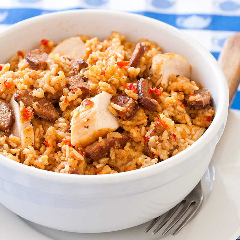 America S Test Kitchen Jambalaya Recipe