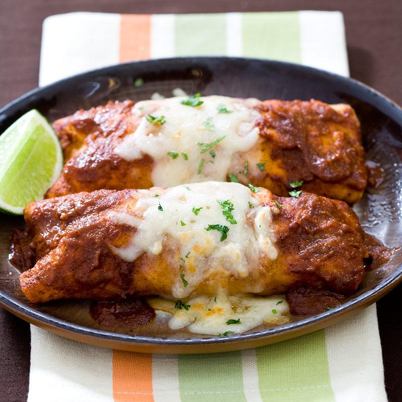 Grandma's Enchiladas