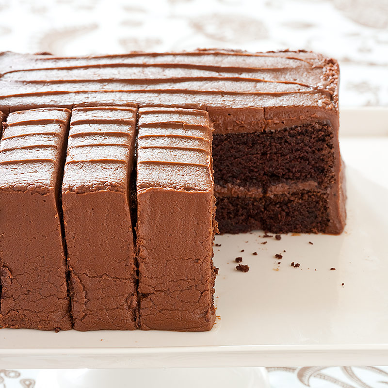 Cooks Country Chocolate Layer Cake