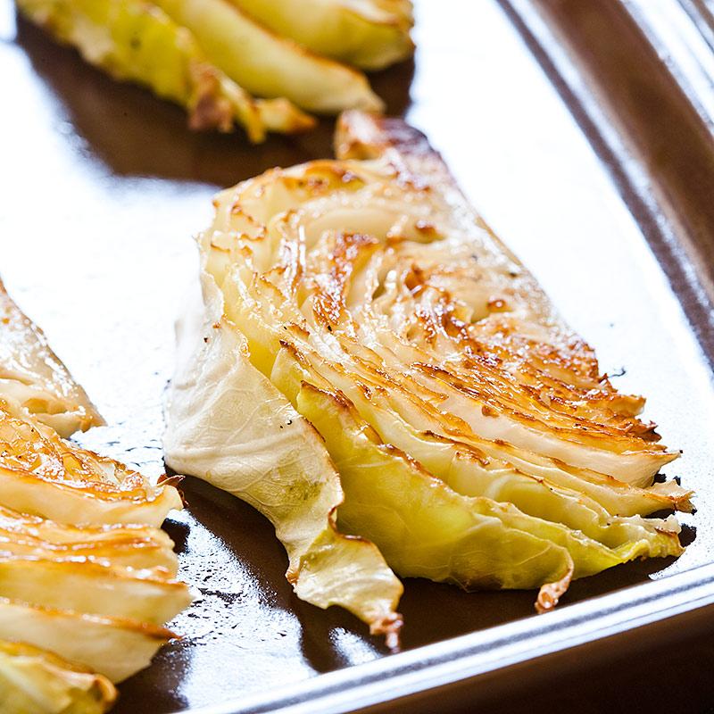 Roasted Cabbage Wedges Recipes — Dishmaps