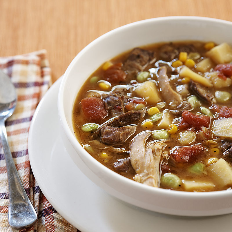 Kentucky Burgoo Recipe — Dishmaps