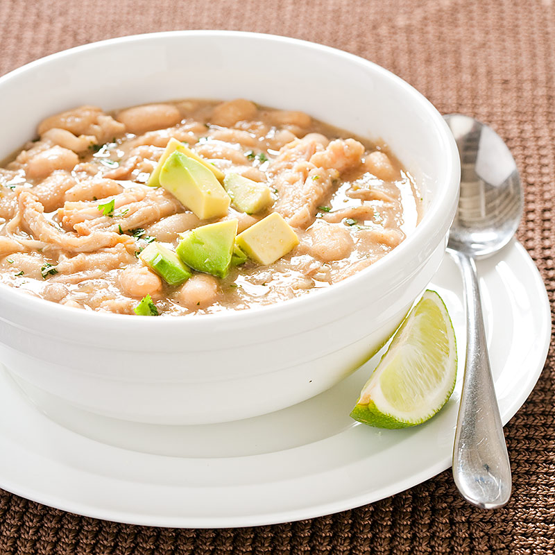 Slow-Cooker White Chicken Chili | Cook's Country
