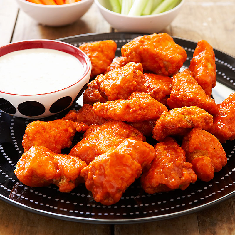Boneless Buffalo Chicken