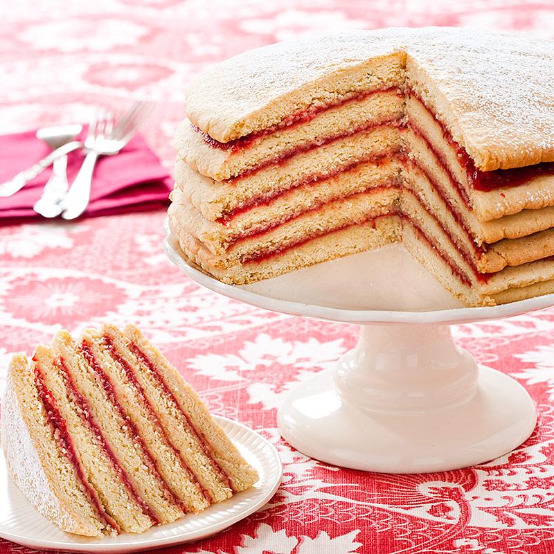 Kentucky Apple Stack Cake Martha Stewart