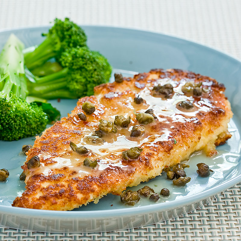 Chicken cutlets with lemon and capers cooks country forumfinder Choice Image