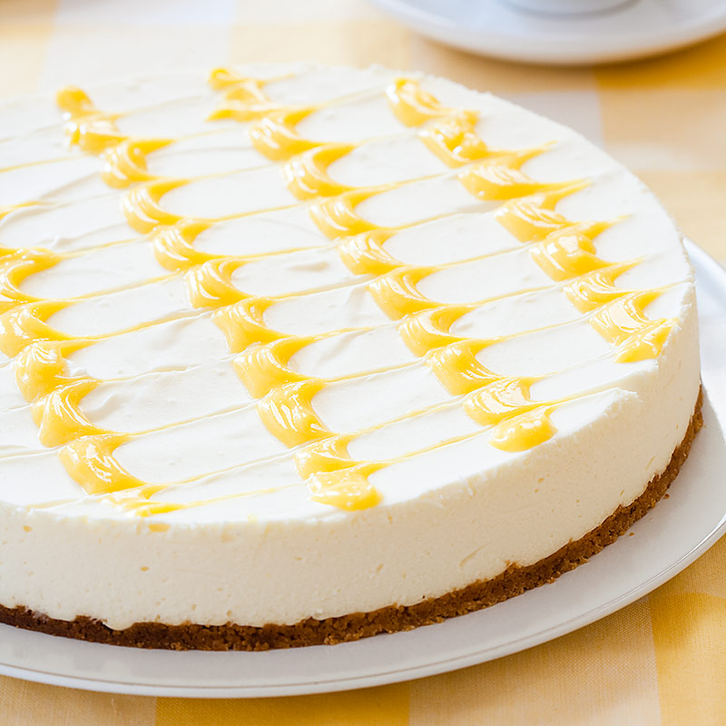 America S Test Kitchen Lemon Icebox Cheesecake Recipe