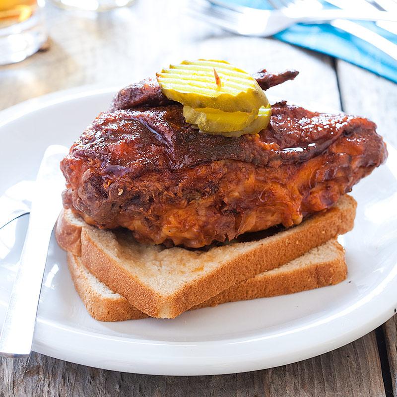 Nashville Extra Hot Fried Chicken