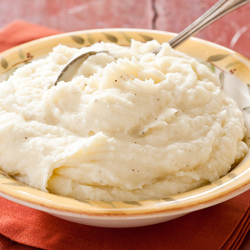 Whipped Potatoes Recipe